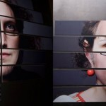 Magnetic portraits by Salez-Poivrez