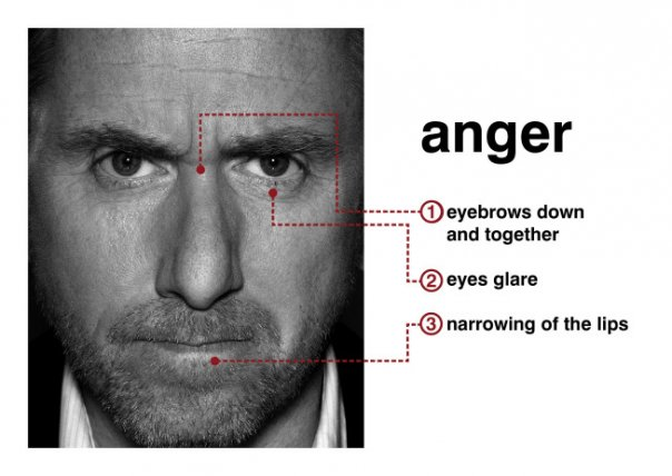 Anger (Lie to Me)