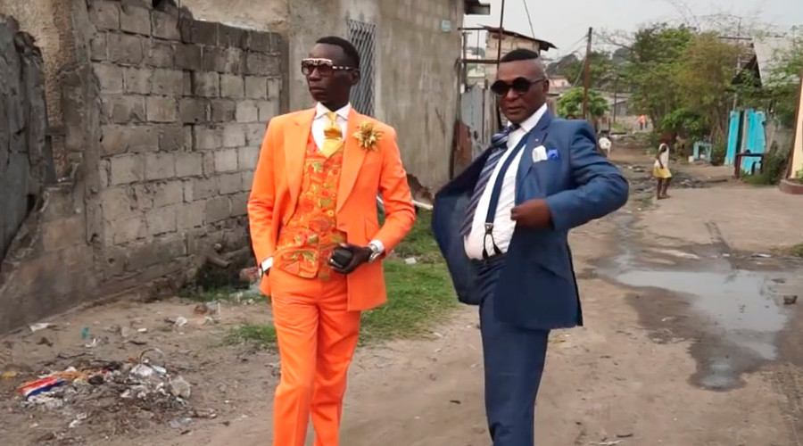 Dandy Movement in Brazzaville | Photo © RT