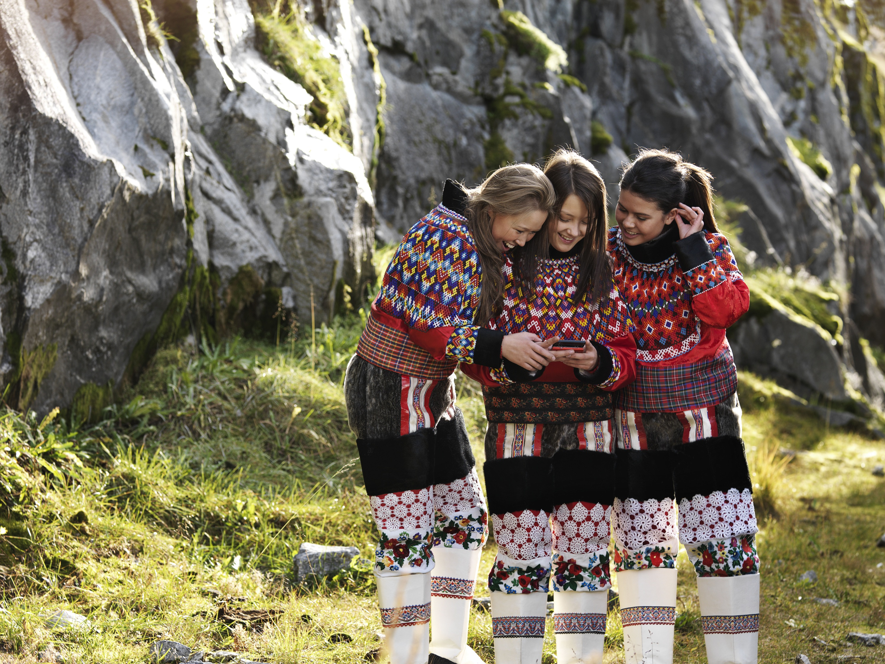 Photo © www.greenland.com | People of Greenland