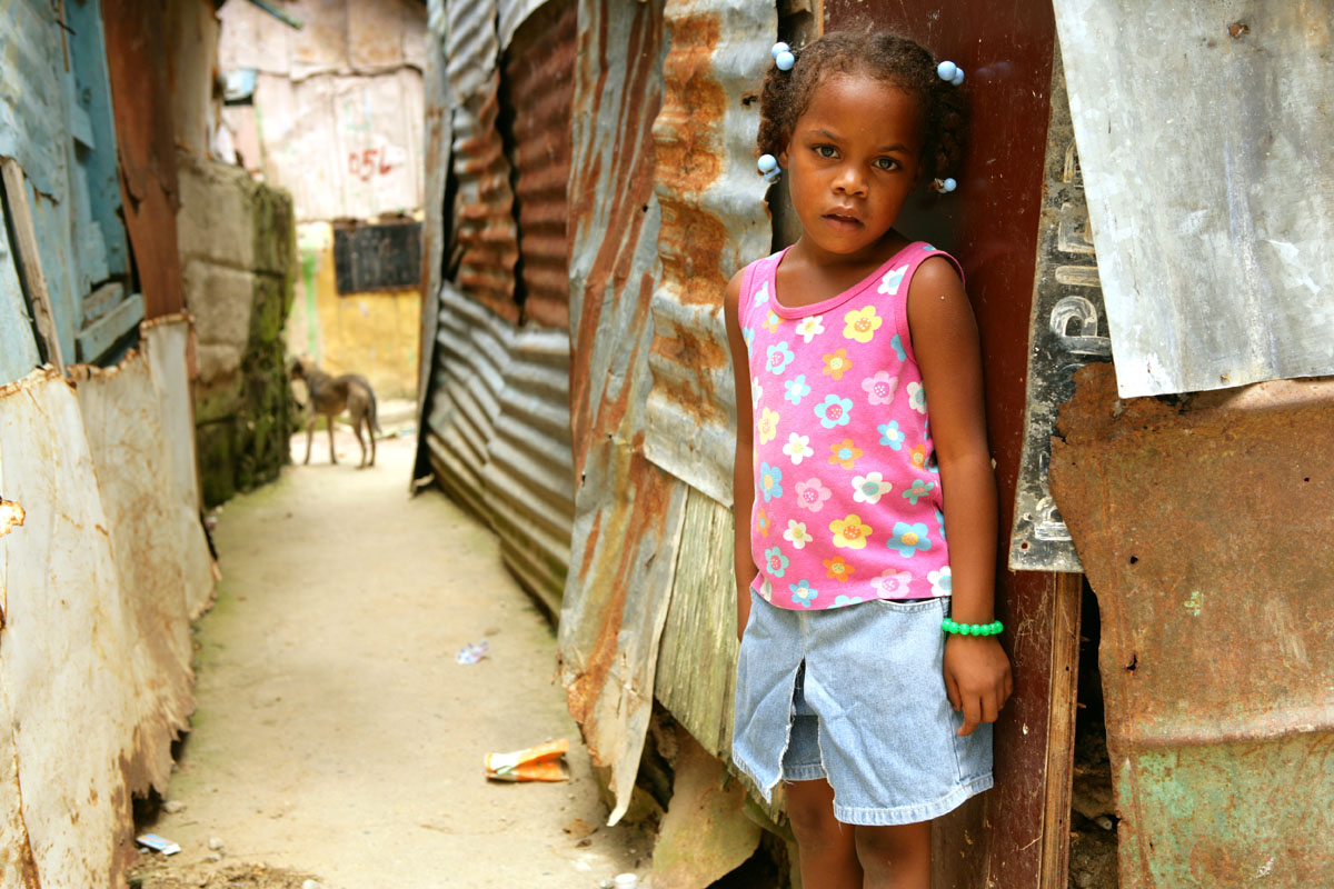 Photo © Ezra Millstein | Child in Santo Domingo