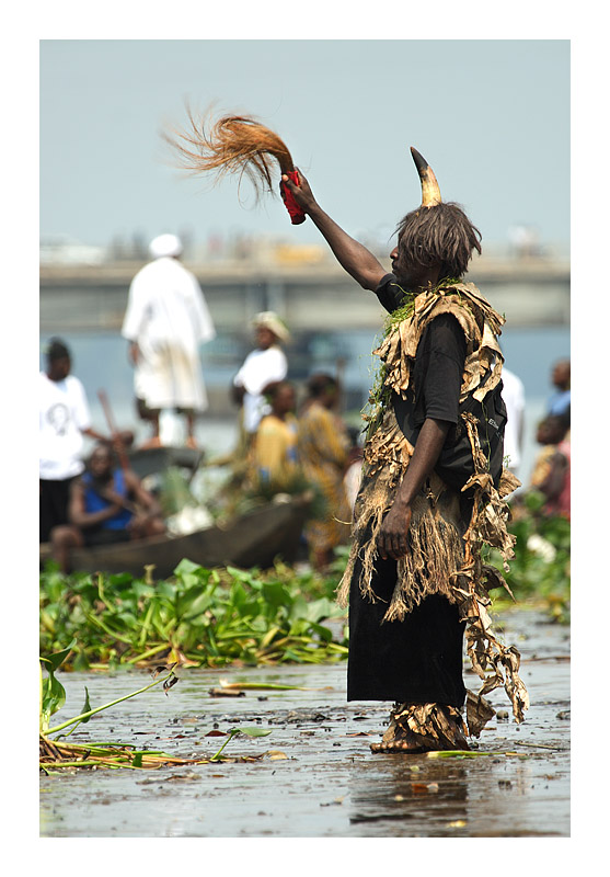 Sawa People in Douala | Photo © Steven Le Vourc'h