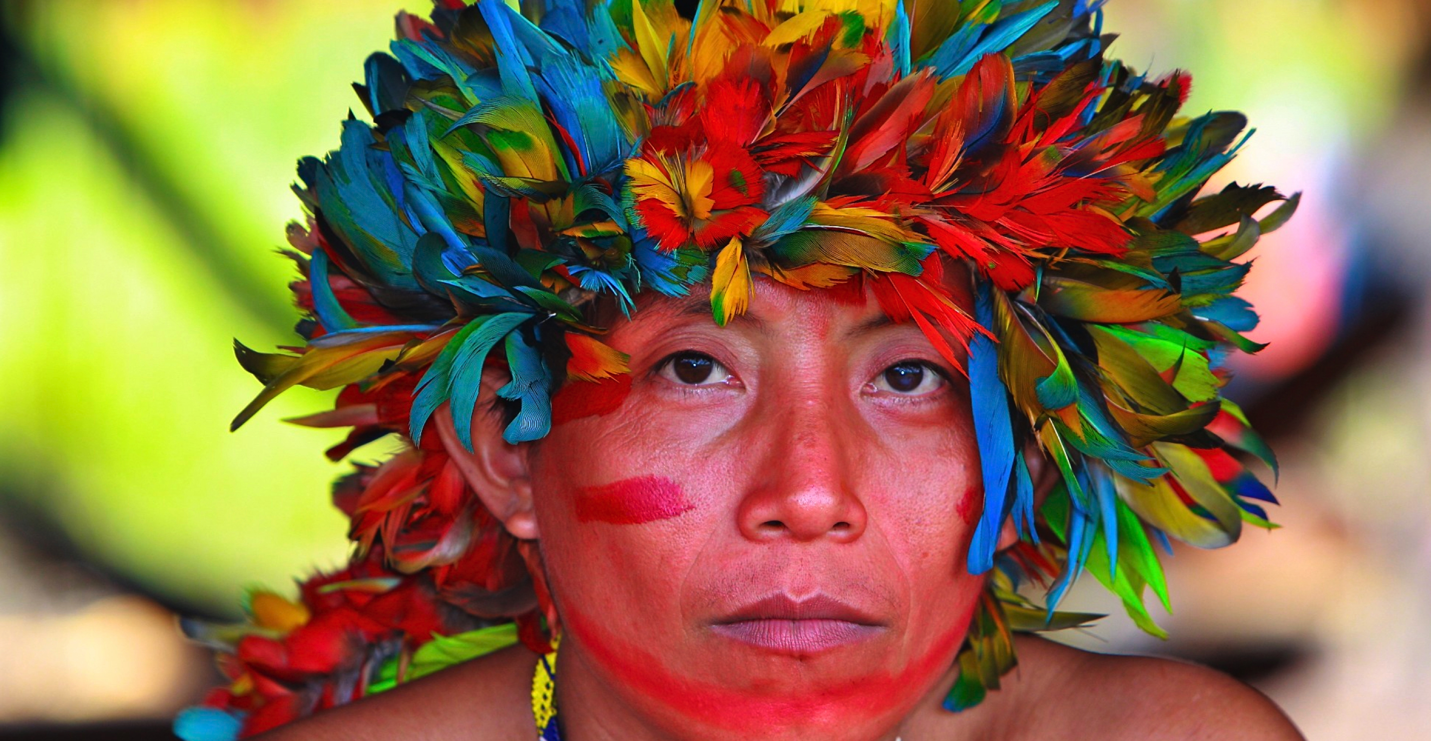 Photo © José Manuel Fragoso | Indigenous from Rupununi region of Guyana
