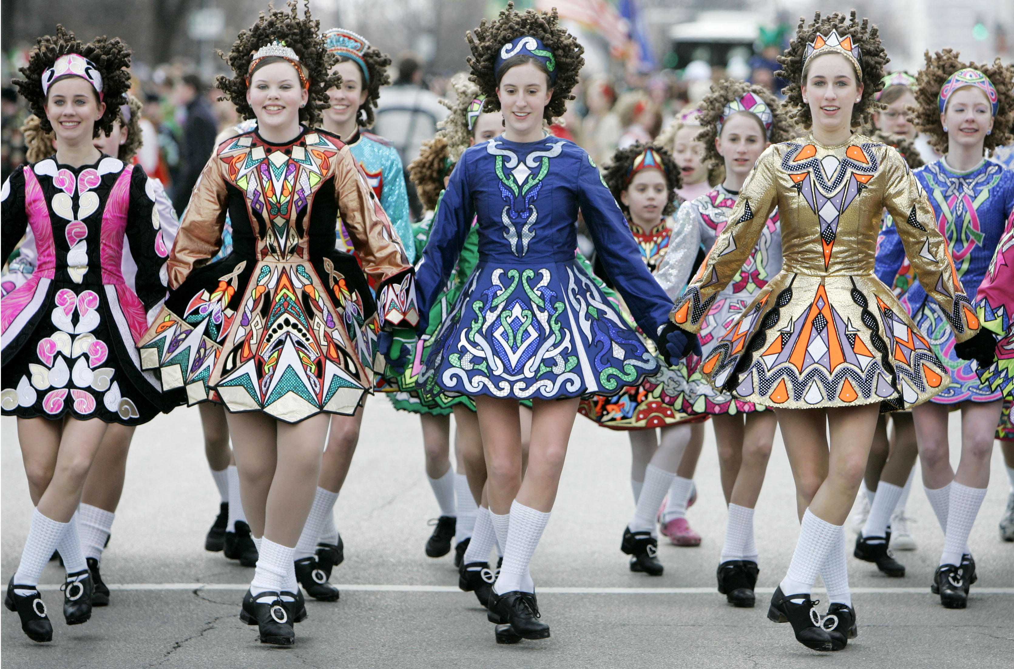 Photo © M. Spencer Green | The Sheila Tully School of Irish Dance