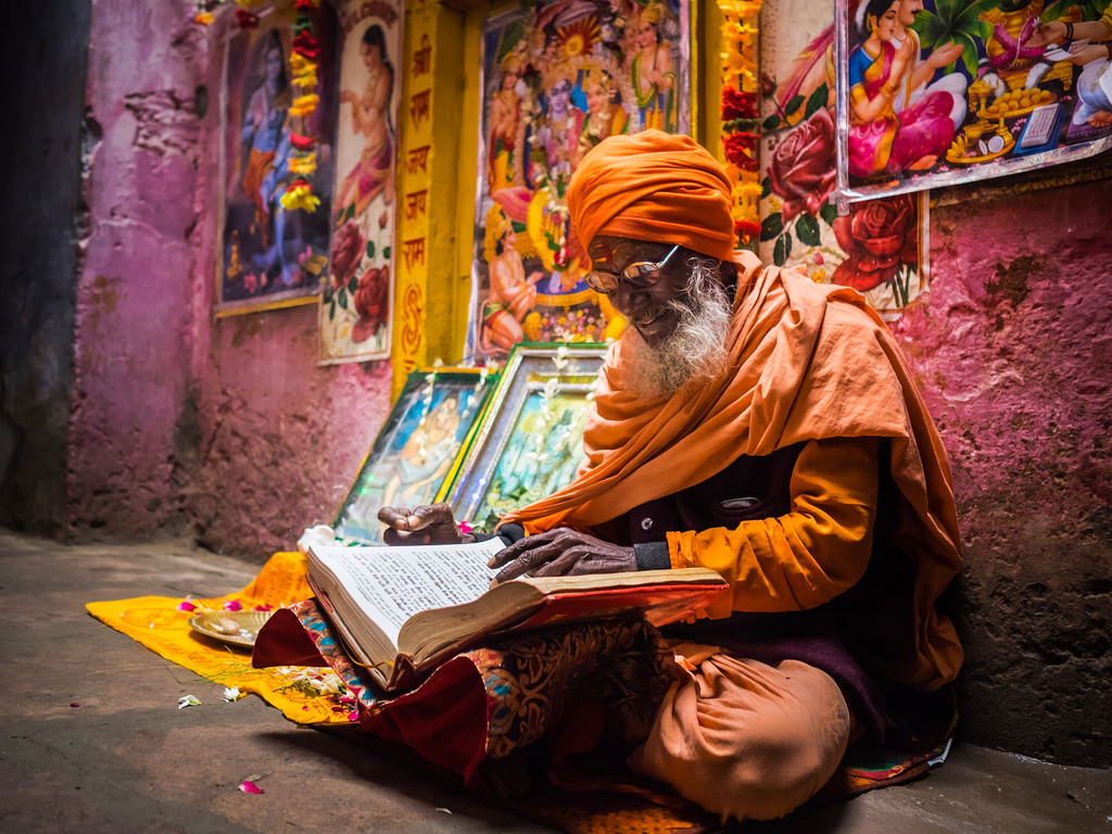 Photo © Adde Adesokan | Varanasi