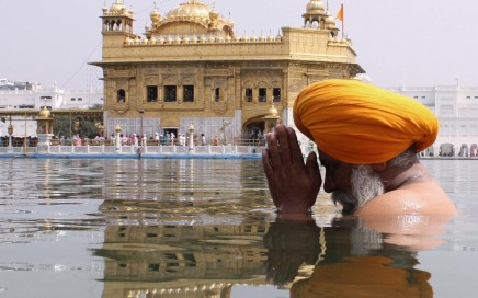 Cover Photography © Narinder Nanunarinder / AFP | Amritsar, India