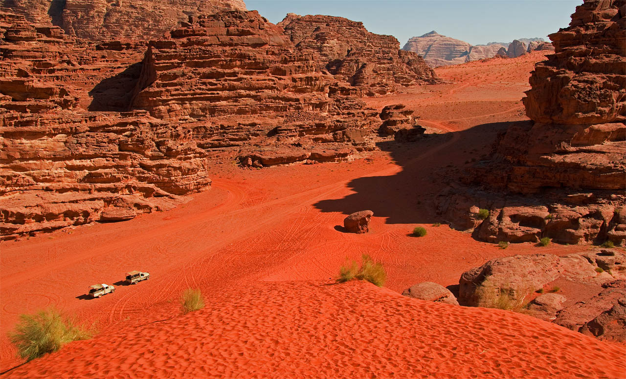 Wadi Rum, Jordan | Photo: pauleijkemans.com