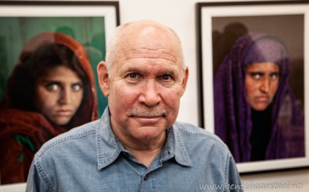 "Cover Photography: Steve McCurry and the ""Afghan Girl"" 