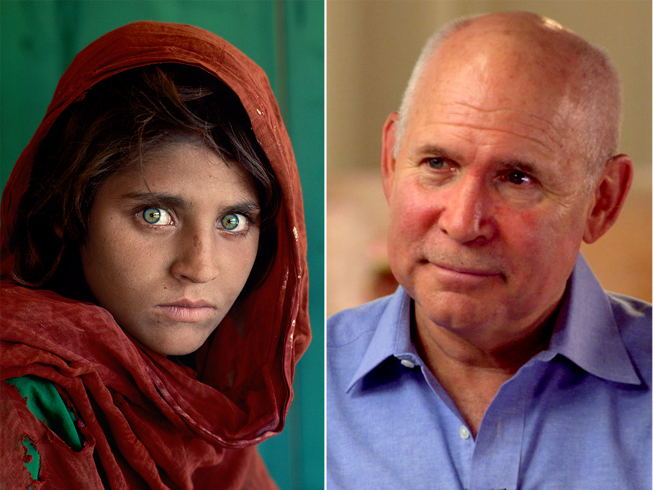 Steve McCurry | Afghan Girl