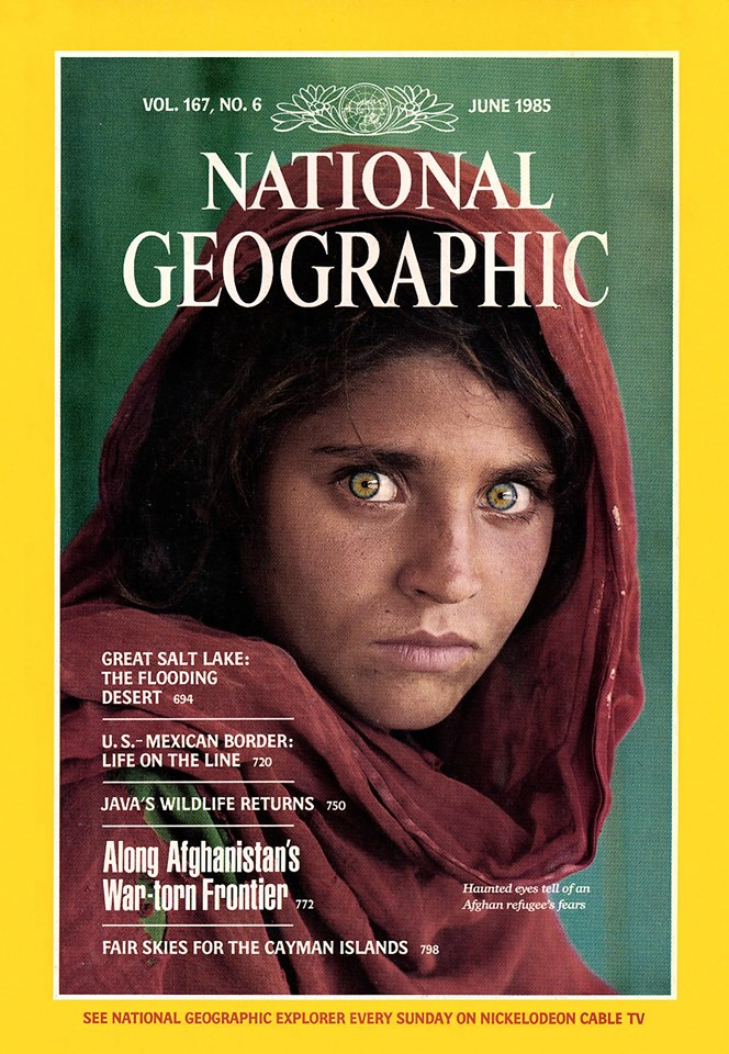 Cover National Geographic (June 1985)