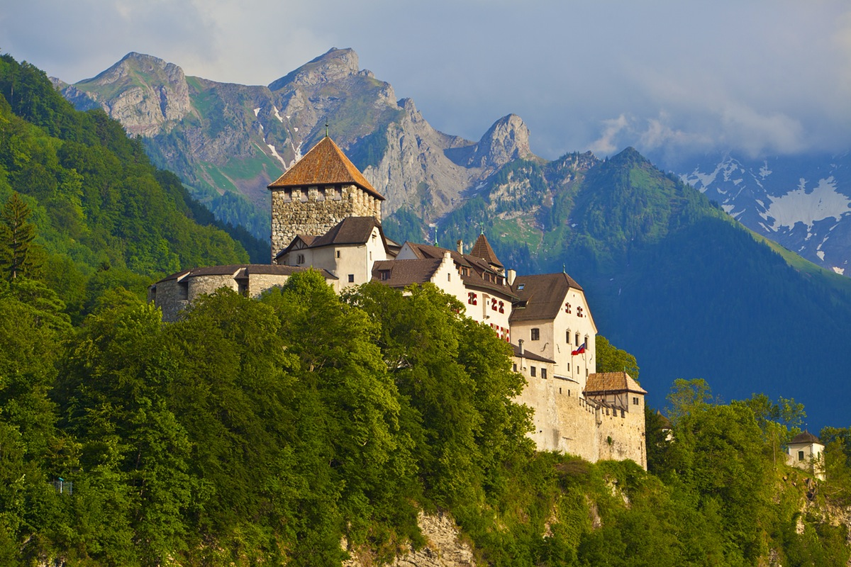 Photo © Lonely Planet | Vaduz, capital of Liechtenstein