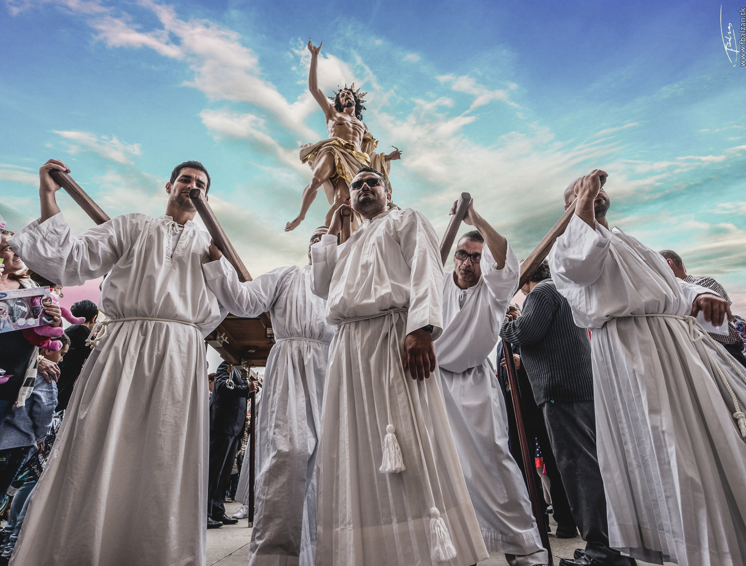 Photo © Franklin Balzan | Holy Week in Malta