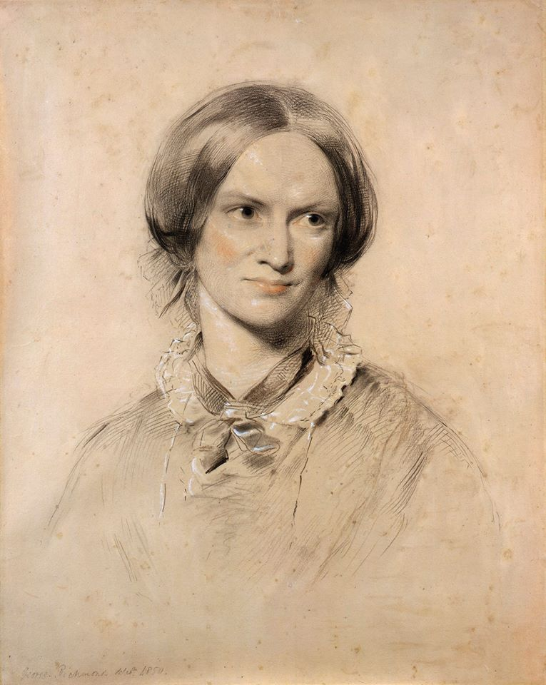 George Richmond_Charlotte Bronte_National Portrait Gallery_London